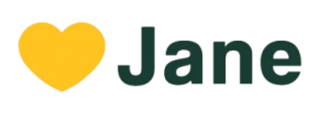 Heart Jane Logo